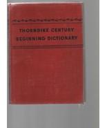 Thorndike Century Beginning Dictionary - E. L. Thorndike - HC - 1945 - S... - $6.85