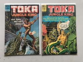 Lot of 2 Toka (1964) #2 5 - $19.80