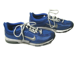 NIKE Essential Trainer Women's (Size 7.5) Blue Athletic Shoes Fitness Sneakers - $14.95