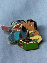 Lilo & Stitch Record Player Disney Pin - $19.99