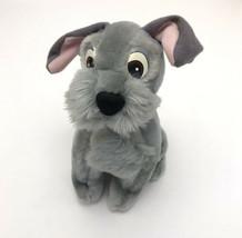 "VTG Disney Scamp Dog Plush 8"" Lady And The Tramp Stuffed Animal Disneyland - $13.86"