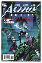 Action Comics #859 Andy Kubert Variant Cover (2007) - $6.95