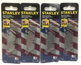 (New) Stanley  Regular  Hook  Replacement Blade  5 pk Lot of 4 - $21.77