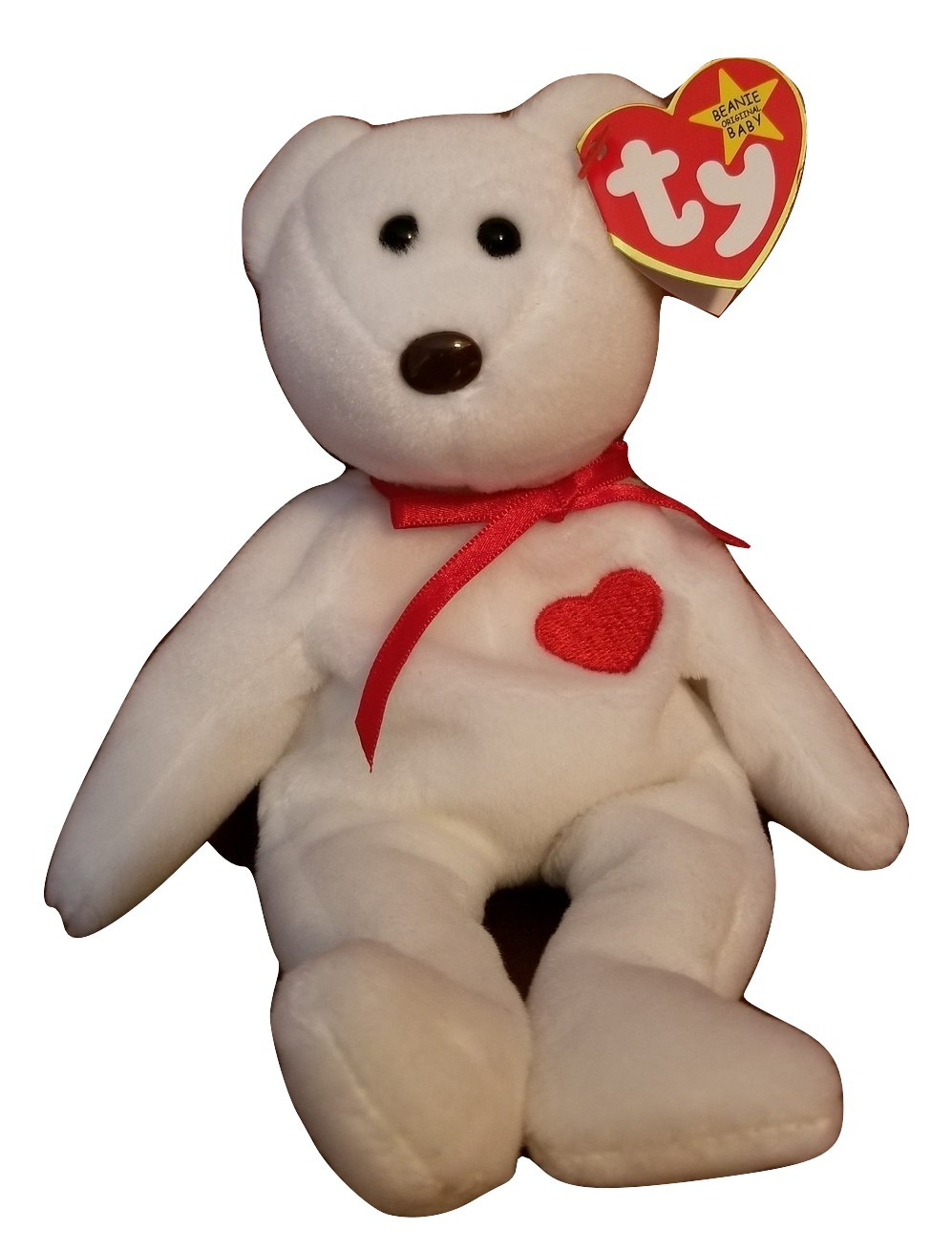 aef13a343a9 Img 5891079273 1525231005. Img 5891079273 1525231005. Rare Retired 1993  Valentino Ty Beanie Baby