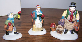 HERITAGE VILLAGE COLLECTION - COME INTO THE INN - Dept. 56 - No. 5560-3 ... - $16.99