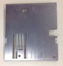 Needle Plate OEM Pfaff 7500 series machines - $35.59