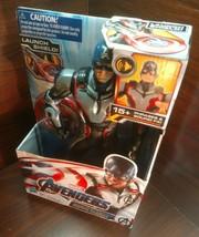 """Avengers:Endgame Shield Blast Captain America 13"""" Action Figure - NEW-Free S&H - $28.80"""