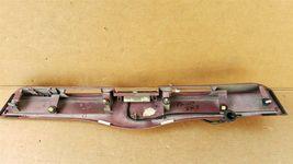 04-09 Prius Trunk Lift Gate Center Garnish Trim Panel Tag Light Cover 3R3 image 6