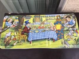 Vintage Alice In Wonderland Watercolor Paint Set 45 Colors - England EE - $44.54