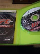 MicroSoft XBox 360 UFC 2009 Undisputed image 2