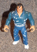 Vintage 1991 Hasbro WWF Honky Tonk Man Wrestling Action Figure - $21.99
