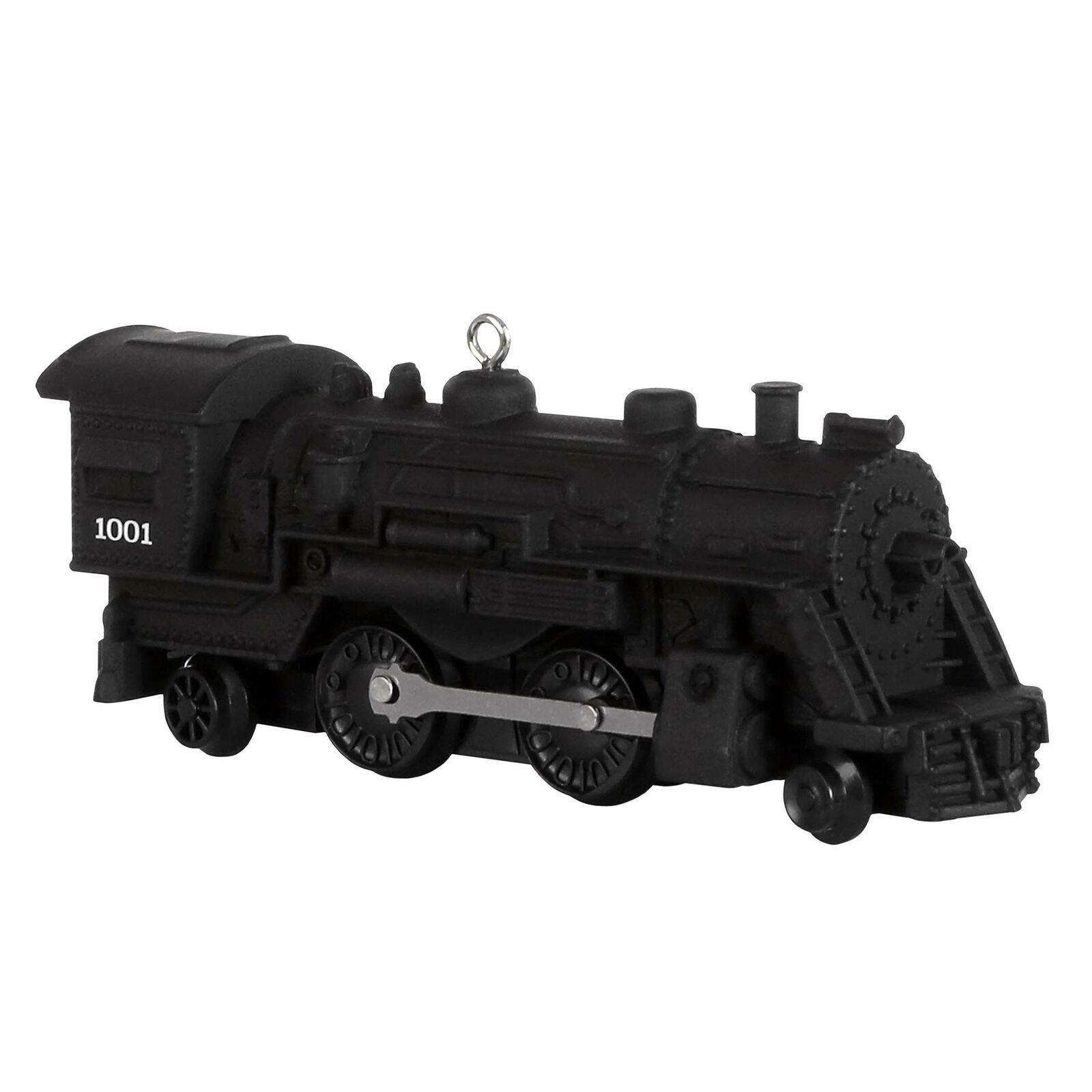 Hallmark Keepsake Christmas Ornament 2019 Year Dated Lionel Trains 1001 Scout... - $20.81