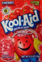 Kool-Aid Drink Mix Cherry 10 count - $3.91