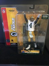 McFarlane Sports NFL Football Series 7 QB Brett Favre New Sealed (39) - $25.00