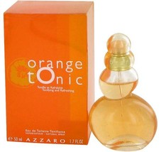 Azzaro Orange Tonic Perfume 1.7 Oz Eau De Toilette Spray image 2