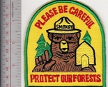 S forest service  national park service please be careful protect our forests 9.99 thumb155 crop
