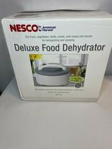 American Harvest Deluxe Food Dehydrator - SnackMaster and Jerky Maker - ... - $56.09