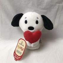 Hallmark Itty Bittys Happy Heart Snoopy Plush NEW Peanuts Dog - $14.84