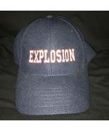 Explosion XL trucker baseball cap hat - $10.99
