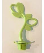 Baby Einstein Rhythm of the Reef Exersaucer Vine Leaf Replacement Part Toy - $9.99