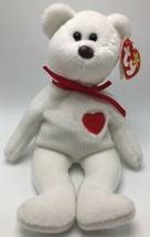 Ty Beanie Babies Valentino Bear 1994 Date Code Error #3 - $4.99