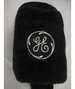 GE General Electric Antigua Black Fuzzy Golf Club Cover Tagged 7 - $13.81