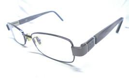 Coach Carolann 244 Dark Gunmetal 51-16-135 Womens Eyeglass Frames Rx Frames - $19.99