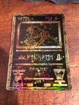ANCIENT POKEMON CARD SET RARE RAYQUAZA GX EX MEGA - $6.59