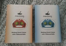 Meidong Tennis Trainer With 2 Rebound Balls - $12.99