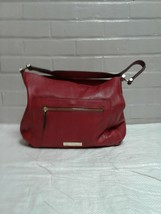 Women's Liz Claiborne Red Size Medium Shoulder Bag - $13.96
