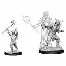 WizKids D&D Nolzurs Marvelous Upainted Miniatures: Wave 11: Male Human Barbarian - $8.99