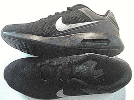 Nike Mens Air Max Modern SE Running Shoes 844876 003 Black Pure Platinum... - $51.99