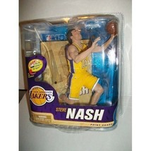 Steve Nash - Series 22 McFarlane Action Figure L.A. Lakers - $15.15