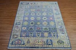 8x10 mahal  Oshak Top Quality Afgani Vintage wool Handmade Knotted Area ... - $1,399.00