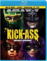 Kick-Ass (Three-Disc Blu-ray/DVD Combo) New