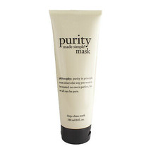 Philosophy Purity Made Simple Mask Deep-Clean Mask, 240ml/8oz - €22,22 EUR