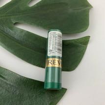 Revlon Moon Drops Cream Lipstick 24K Orange 706 New Sealed Green Tube - $32.66