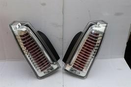 08-13 Cadillac CTS 4 door Sedan Euro LED Rear Tail Light Lamps Set L&R image 1