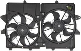 DUAL COOLING FAN FO3115185 FOR 05 06 07 08 09 10 11 12 ESCAPE MARINER HYBRID image 2