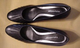 Black Allie Pump Leather Naturalizer Womens Shoes Heels size 8N NIB $59.99 - $51.57 CAD