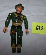 Vintage Lanard The Corp Military Action Figure-Whipsaw-Lot GI2-3 3/4 inch - $6.35