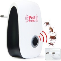 Multi-Purpose Electronic Ultrasonic Mosquito Cockroach Reject Magnetic K... - $5.49