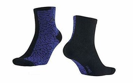 Nike Boy's Jordan Jumpman Quarter High Socks Small 3Y-5Y SX5653-015 - $12.99