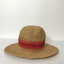 Target Floppy Beach Hat Striped 100% Paper - $24.75