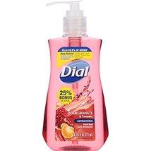 Dial 02795 Antimicrobial Liquid Soap, 7 1/2 oz Pump Bottle, Pomegranate ... - $156,03 MXN