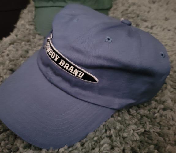 Ball caps blue