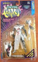 TOTAL CHAOS Dragon Blade Todd Mcfarlane's Ultra Action figures Sealed NI... - $16.83