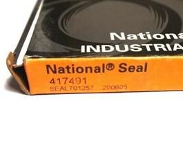 "NIB NATIONAL SEAL TIMKEN 417491 OIL SEAL 3.312"" X 4.376"" X 0.5"", 701257, 200605 image 2"
