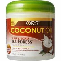 ORS Coconut Oil Hair & Scalp Hairdress for Nourish & Shine 5.5oz - $8.11