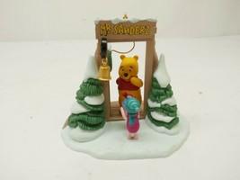 """Hallmark Keepsake 2005 """"Gift Exchange"""" Disney's Winnie the Pooh Ornament - $9.89"""